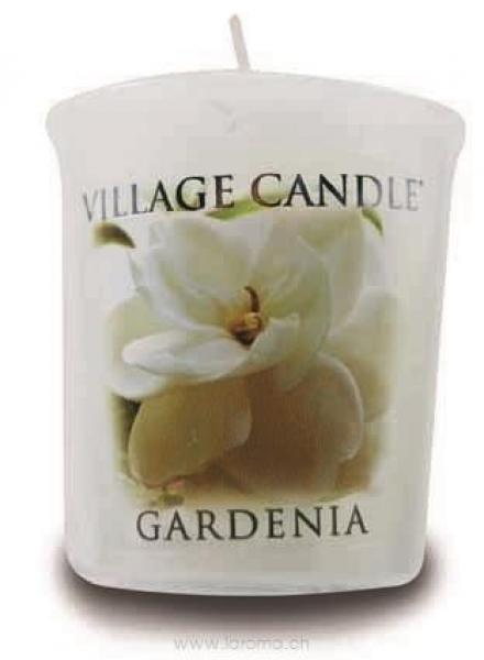 Gardenia Votivkerze
