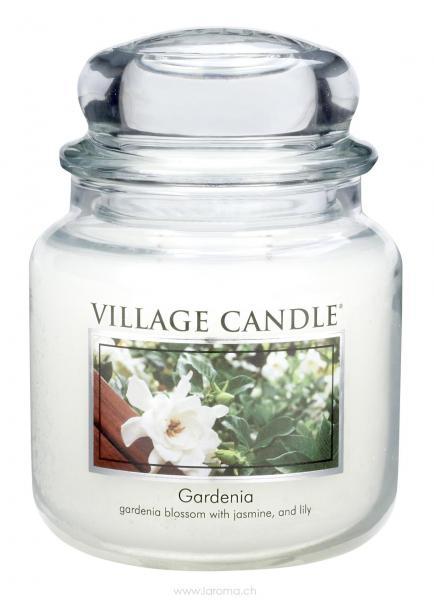 Gardenia 16 oz Glas (2-Docht)