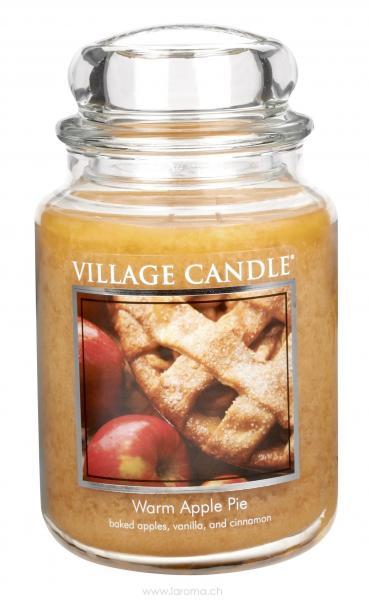 Warm Apple Pie 26 oz Glas (2-Docht)