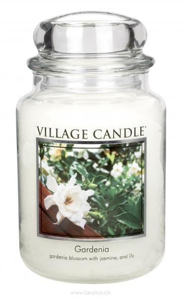 Gardenia 26 oz Glas (2-Docht)