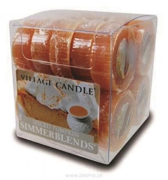Spiced Pumpkin Simmerblends für Duftlampe