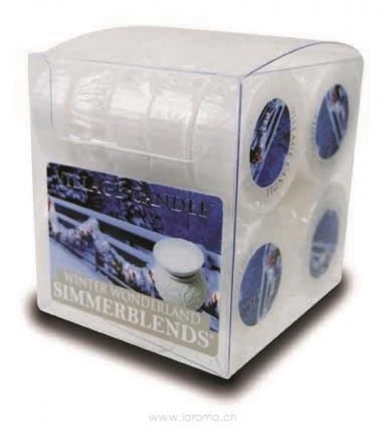 Winter Wonderland Simmerblends für Duftlampe