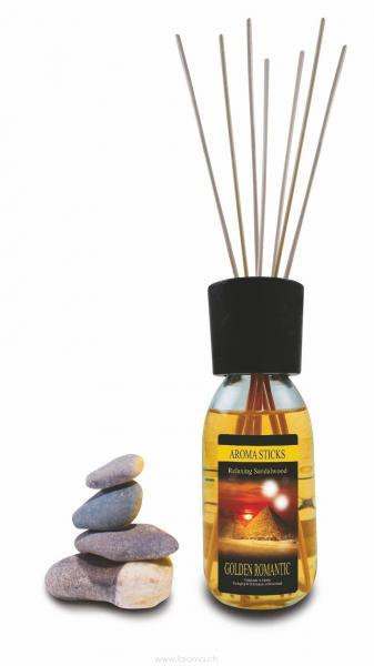 Relaxing Sandelwood Aromasticks (125ml)