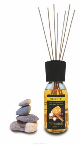 Orange-Zimt Aromasticks 125 ml