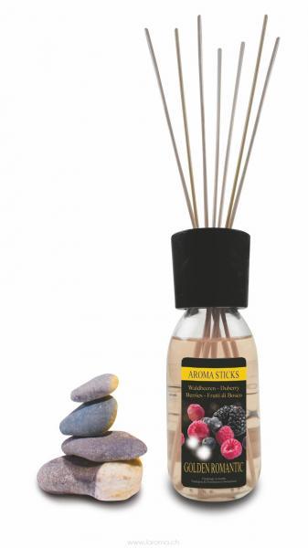 Waldbeere Aromasticks 200 ml Golden Romantic