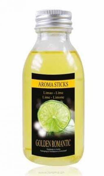 Limao Limette Nachfüllflasche125 ml Golden Romanti