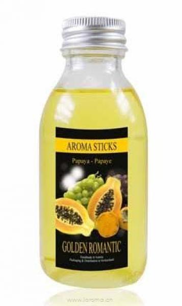 Papaya Nachfüllflasche125 ml Golden