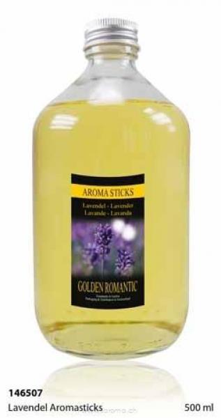Lavendel Nachfülllfl. 500 ml Golden Romantic