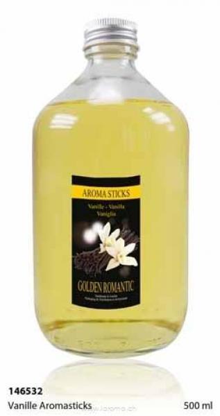 Vanille Nachfülllfl. 500 ml Golden Romantic