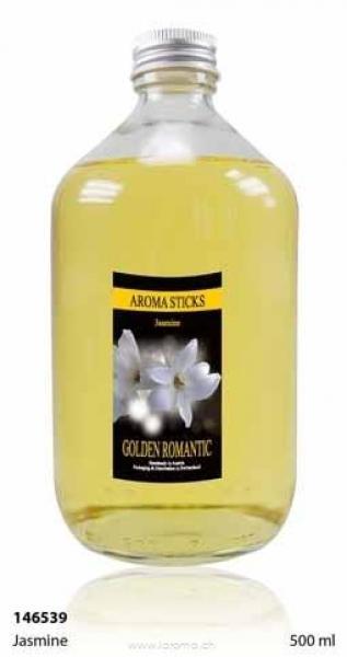 Jasmine Nachfülllflasche 500 ml Golden Romantic