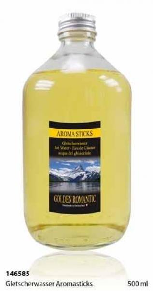 Gletscherwasser Nachfüllflasche 500 ml
