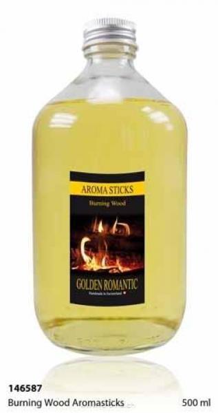 Burning Wood Nachfüllflasche 500 ml