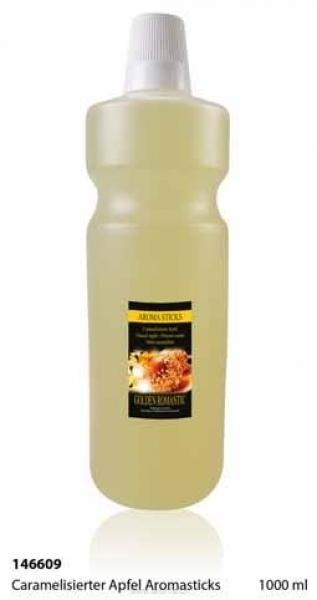 Cara.Apfel Aromasticks 1000 ml (Glas-Flasche)