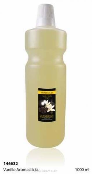 Vanille Flasche 1000 ml (Glas-Flasche)