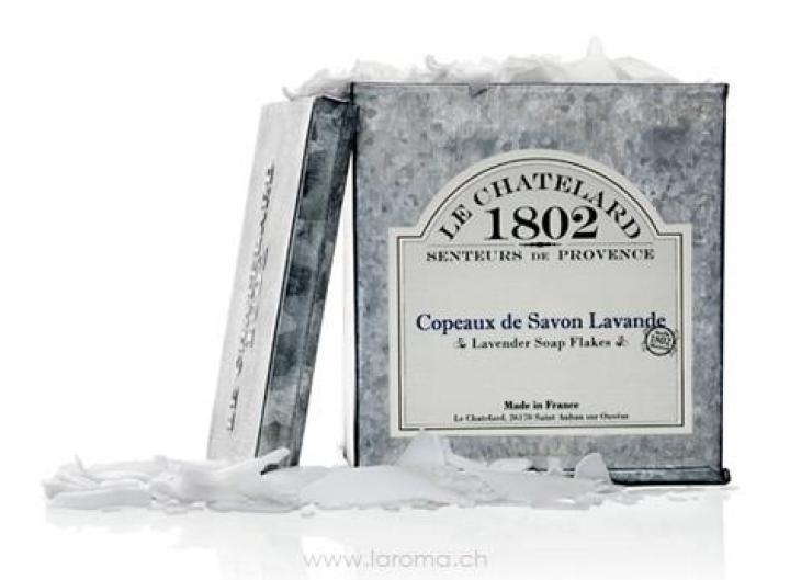1802 Seifenflocken 575 ml in Zinkdose