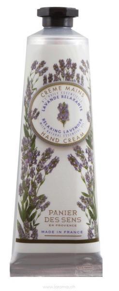 Lavendel Handcreme 30 ml Panier des Sens