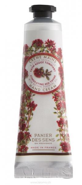 Thym rouge Handcreme 30 ml Panier des Sens