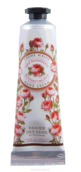 Rose Handcreme 30 ml Panier des Sens