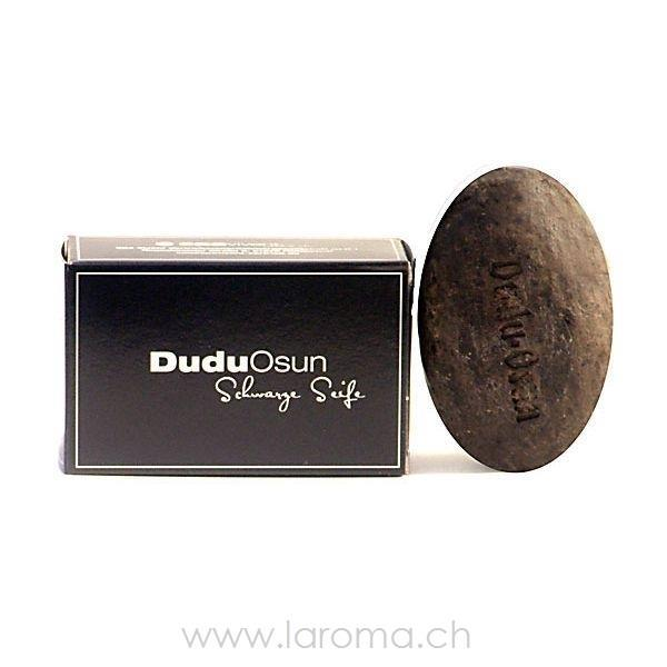 Schwarze Seife (15g) - Dudu-Osun®