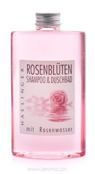 Rosenblüten Shampoo & Duschbad Alessa (200ml)